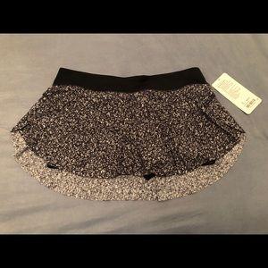 Lululemon Quick Pace Skirt Size 12